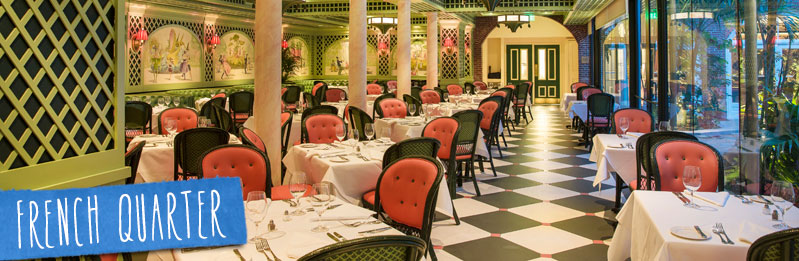 New Orleans Restaurants & Cuisine