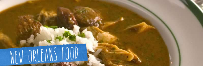 Gumbo new orleans food for Authentic new orleans cuisine