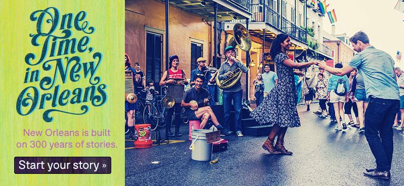 New Orleans Food Destinations