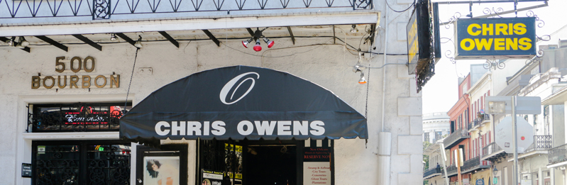 Chris Owens Club