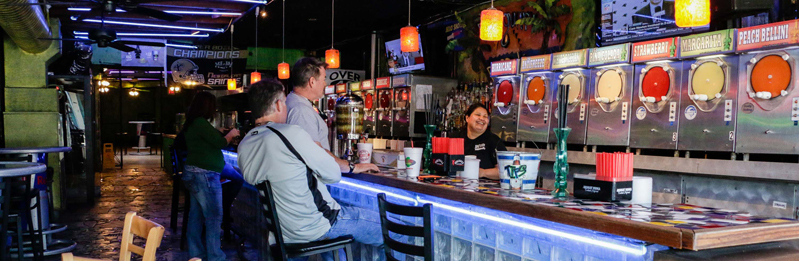 Daiquiri Paradise Island New Orleans Nightlife Venue