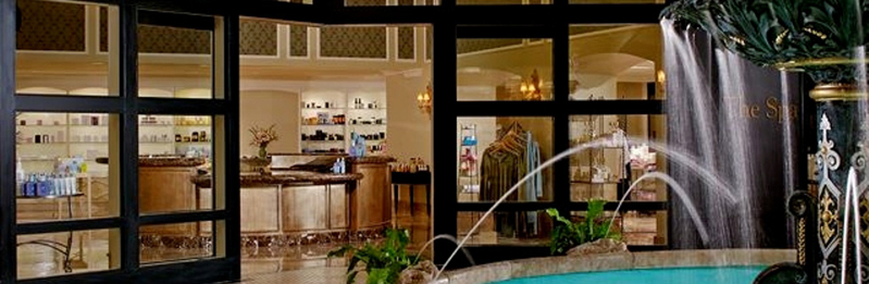 The Spa at The Ritz-Carlton