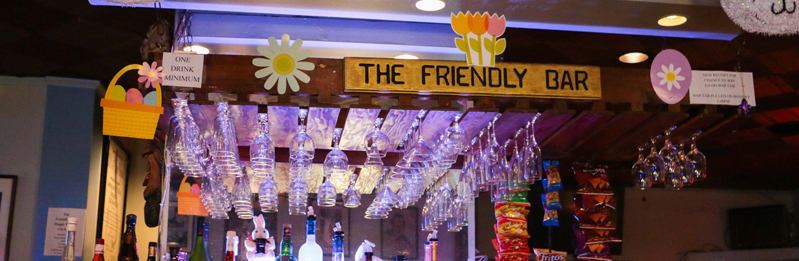 The Friendly Bar