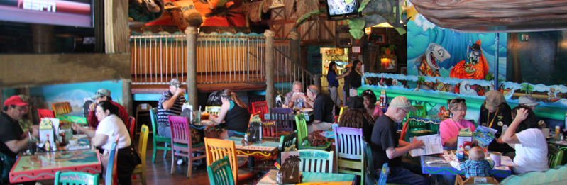 Jimmy Buffett's Margaritaville Cafe