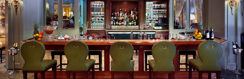 Cocktail Bar at Windsor Court