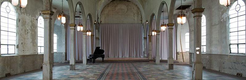 Beautiful Marigny Opera House