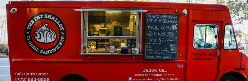The Fat Shallot Food Truck New Orleans Restaurant