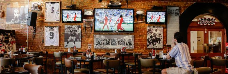 Huck Finn S Cafe  Decatur St New Orleans La