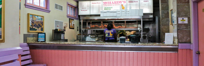 Mchardys Chicken Fixin New Orleans Restaurant