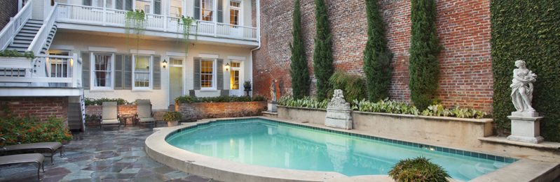 Chateau Hotel New Orleans Rating