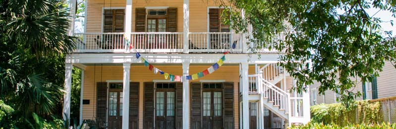 Duvigneaud House Circa 1834 New Orleans Hotel Place