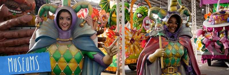 new orleans mardi gras museums