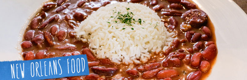 Red beans and rice new orleans food new orleans food forumfinder Images