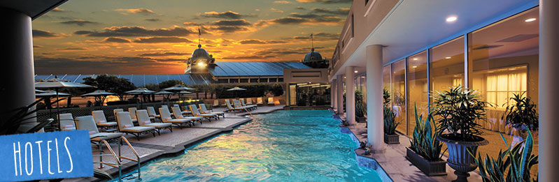 New Orleans Luxury Hotels