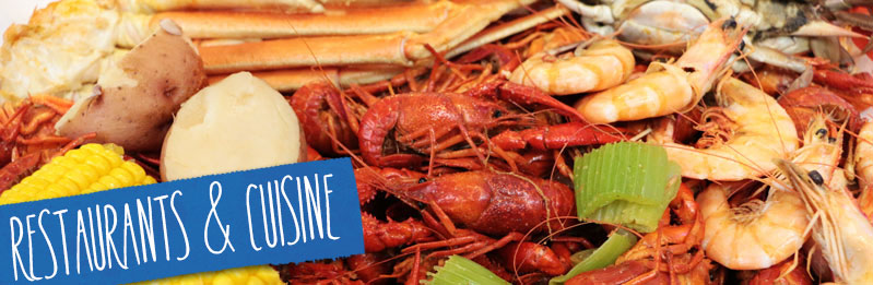 Seafood Restaurants in New Orleans