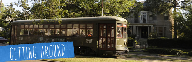New Orleans Streetcars | New Orleans Online