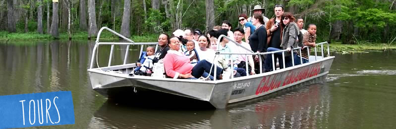 Swamp Tour New Orleans >> New Orleans Swamp Tours
