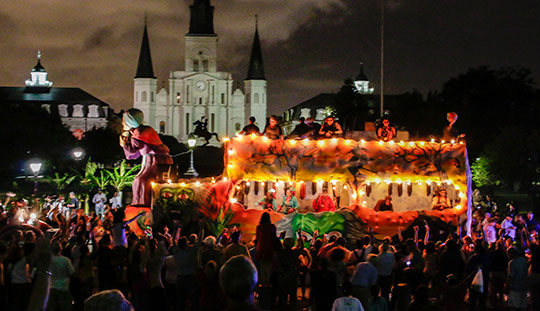 legendary costumes and mansion decorating competitions along uptowns state street dont begin to cover new orleans halloween celebrations - Best Halloween Celebrations