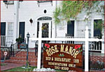Rose Manor Bed & Breakfast Inn
