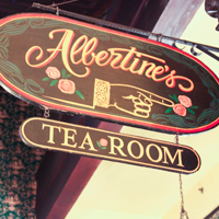Albertine's Tea Room