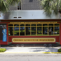 Holiday Streetcar Restaurant