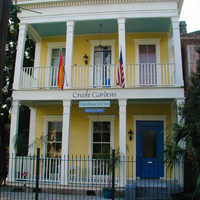 Creole Gardens Guesthouse