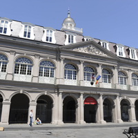 Cabildo Building featured in New 2