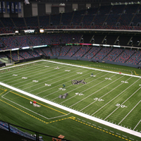 The Mercedes Benz Superdome