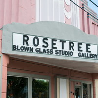 Rosetree Glass Studio/Gallery