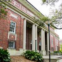 Dixon Hall | New Orleans | Attraction