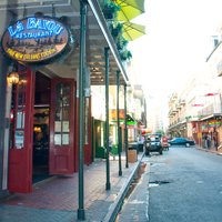 bayous new orleans