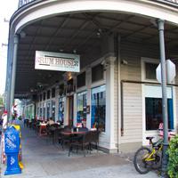 Magazine Street New Orleans Map.The Rum House New Orleans Restaurant