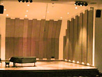 UNO Performing Arts Center Recital Hall