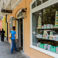 Sucr� - French Quarter