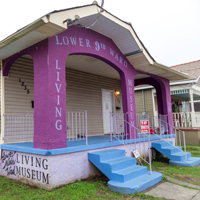 Lower Ninth Ward Living Museum