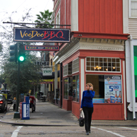 Voodoo Bbq New Orleans Restaurant