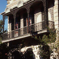 The Lanaux Mansion