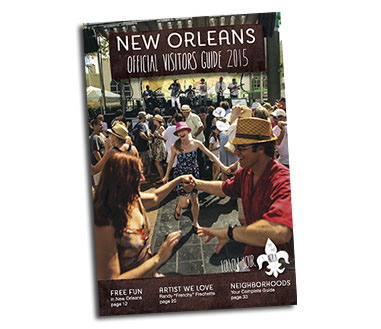 FREE New Orleans Guidebook and...