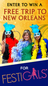 Win a FREE Trip to New Orleans