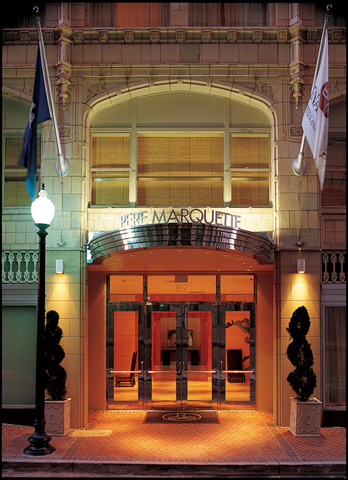 Renaissance New Orleans Pere Marquette French Quarter Area Hotel New Orleans Hotel Place Of
