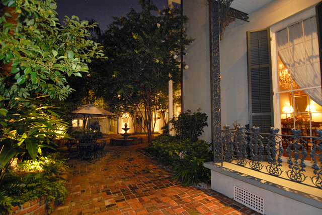 Terrell House Bed Amp Breakfast New Orleans Hotel Place Of Lodging