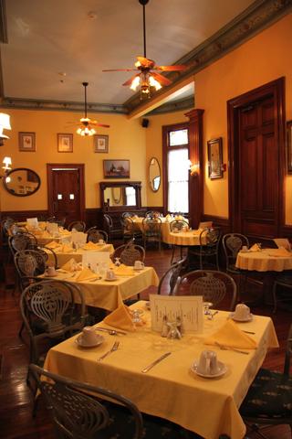 Albertine S Tea Room New Orleans La