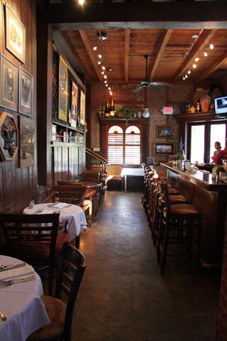 Eleven 79 New Orleans Restaurant