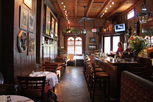Annunciation Restaurant New Orleans