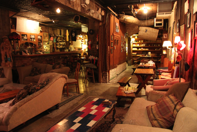 Neutral Ground Coffeehouse New Orleans Nightlife Venue