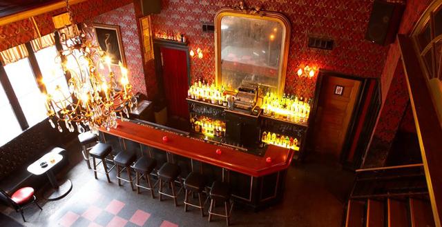 Inside Pariss Kinkiest Sex Club  The Daily Beast