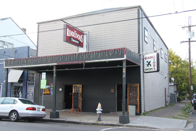 The Rendezvous Tavern New Orleans Nightlife Venue