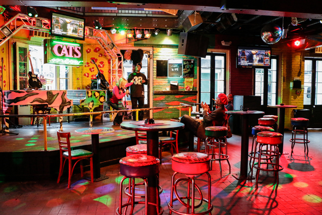 French Quarter Hotels >> Cat's Meow | New Orleans | Nightlife Venue