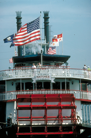 Hotels In New Orleans >> Steamboat Natchez | New Orleans | Attraction