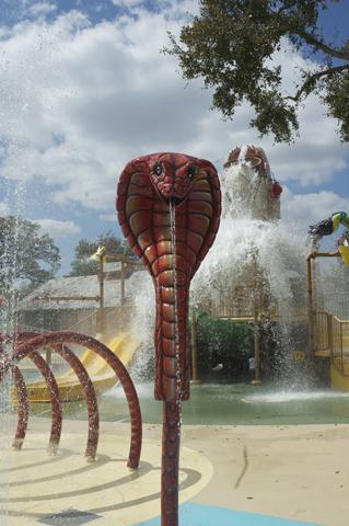 Audubon Zoo New Orleans Attraction